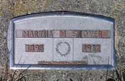 Martha M Stover