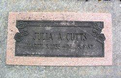 Julia A. Cutts