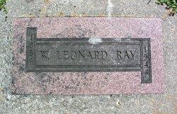W. Leonard Ray