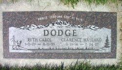 "Clarence Wayland ""Wade"" Dodge"