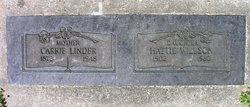 Hattie Gladys <I>Linder</I> Willson
