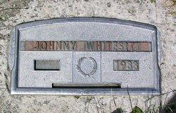 Johnny Whitesitt