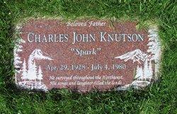 Charles John <I>Spark</I> Knutson