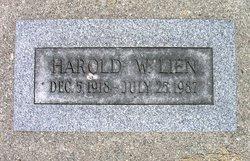 Harold W. Lien