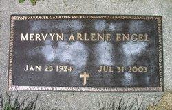 Mervyn Arlene <I>Fyke</I> Engel