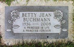 Betty Jean Buchmann