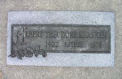 Albert Theodore Klakken