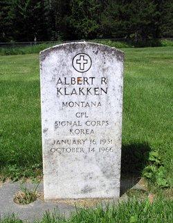 Albert Robert Klakken