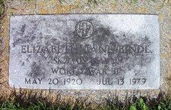 Elizabeth Jane Bindl