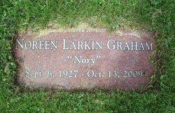 "Noreen ""Nory"" <I>Larkin</I> Graham"