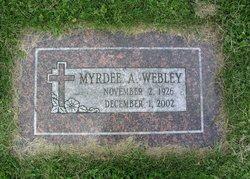 Myrdee A. Webley