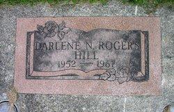 Darlene N. <I>Rogers</I> Hill