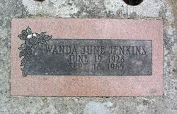 Wanda June <I>Eley</I> Jenkins