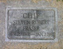 """Steven Robert """"Chip"""" Fraser"""