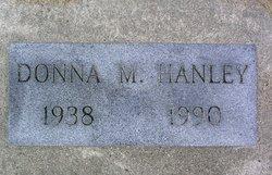 Donna Marie <I>Calkins</I> Hanley