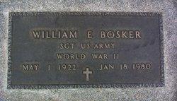 William E. Bosker