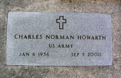 Charles Norman Howarth