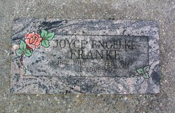 Joyce <I>Engelke</I> Franke