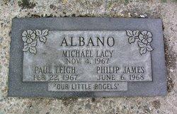 Michael Lacy Albano