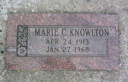 Marie C. Knowlton