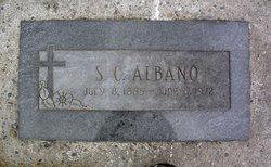 Sidney Clair Albano