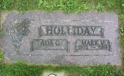 Mark V. Holliday