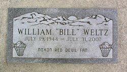 """William Mathew """"Bill"""" Weltz"""