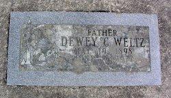 Dewey Clarence Weltz