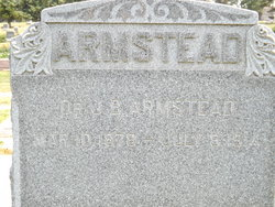 Dr John B. Armstead