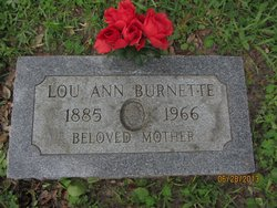 Lou Ann <I>Alford</I> Burnett