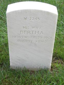 Bertha Billups