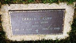 Gerald C. Cupp