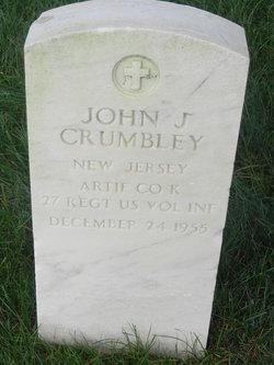 John J Crumbley