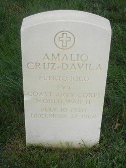 Amalio Cruz-Davila