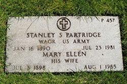 Mary Ellen <I>Collins</I> Partridge