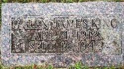 Galen James King
