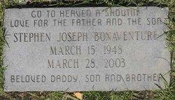 Stephen Joseph Bonaventure