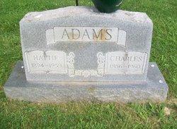 Hattie O. <I>Windle</I> Adams