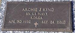 Archie J King