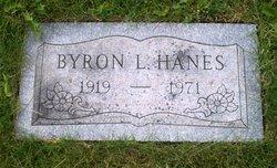 Byron Leroy Hanes