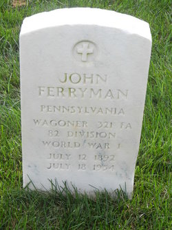John Ferryman