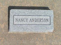 Nancy Morgan <I>Addington</I> Anderson