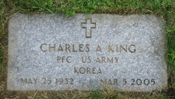Charles A. King