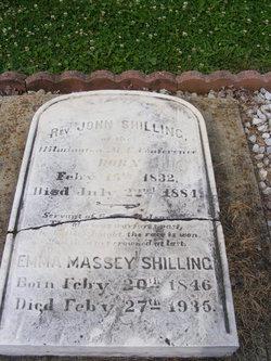 Emma <I>Massey</I> Shilling