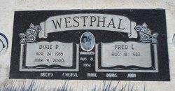 Dixie <I>Pulispher</I> Westphal