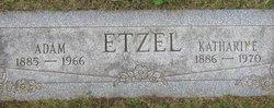 Adam G Etzel
