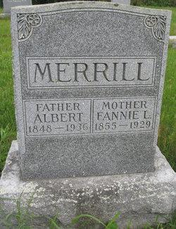 Fannie Louise <I>Kershner</I> Merrill