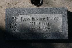 Floss <I>Harmer</I> Taylor