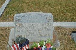 Cpl Kenneth Bernard Albert