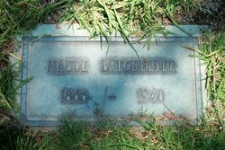 Maude <I>Gleason</I> Batchelder